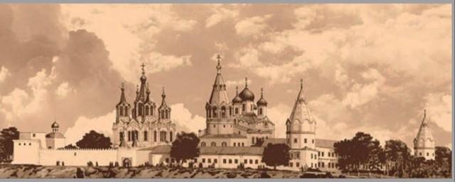 Свято-Успенский Далматовский мужской монастырь