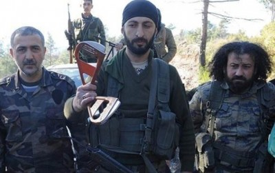 Задержан боевик, убивший российского пилота Су-24