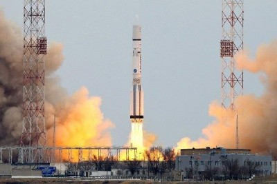 С Байконура стартовала миссия «ЭкзоМарс»