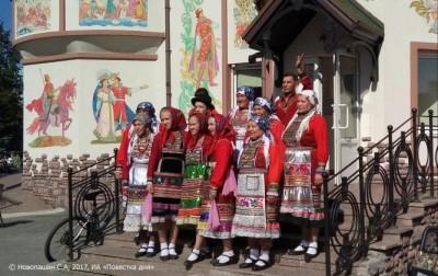 День народов Среднего Урала. Фото Новопашин С.А.
