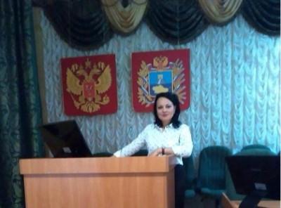 Организатор Зауральского общественного проекта приняла участие в межрегиональном форуме