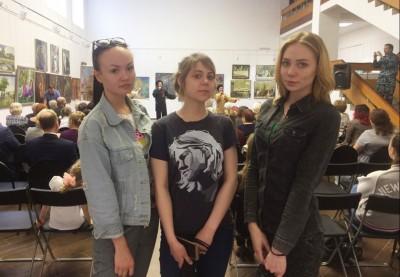 Волонтеры Детской общественной организации Курганской области «Открытый мир» приняли участие в празднике, посвященному Дню Победы