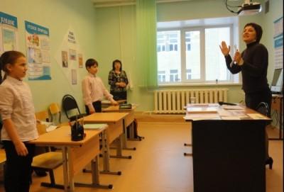 Слабовидящие учащиеся ХМАО- Югры. Излучинская школа-интернат