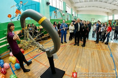 Свердловские организаторы Международного инклюзивного фестиваля презентовали новую роль людей с ОВЗ в обществе