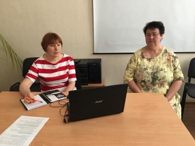 Участие в онлайн-совещании Общественной палаты Российской Федерации