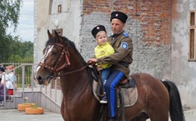 Фестиваль казачьей культуры «Славься Держава Российская»