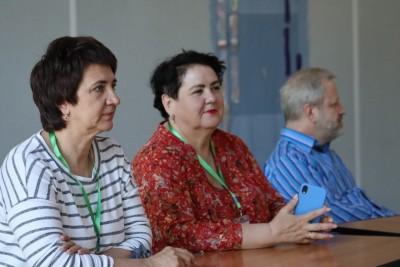 Руководитель Регионального ресурсного центра для СОНКО приняла участие в медиафоруме «Зауральская летучка-2021»