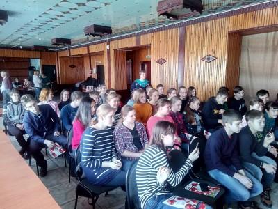 В селе Мокроусово состоялась «Мобильная школа здоровья ДОК»