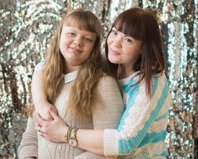 Особая мама, особый ребенок: Мама Марина и Алёна