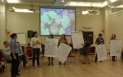 НКО Зауралья представили свой опыт на семинаре в Санкт-Петербурге