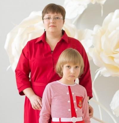 Фотопроект «Особая мама»: Светлана и Ксюша