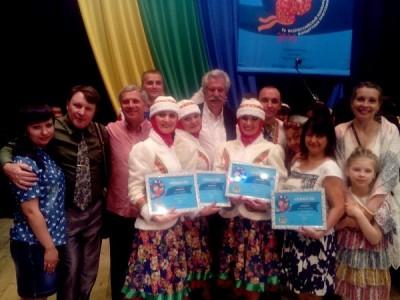 Курганское общество глухих стало дипломантом песенного конкурса