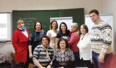Семинар-тренинг в Шадринске