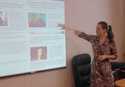 В Кургане состоялись бесплатные лекции для НКО