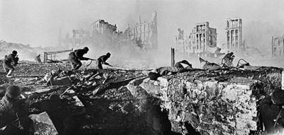В Кургане завершился проект «Сталинград – город мужества и героизма»