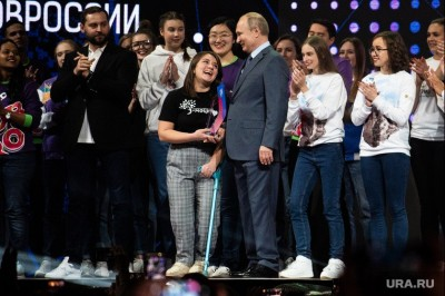 В ФоРГО оценили итоги встречи президента Путина с волонтерами партии