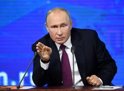 Нужен прорыв или Политологи о большой пресс-конференции В. Путина