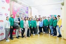 В Тюмени завершилась стажировка для волонтеров