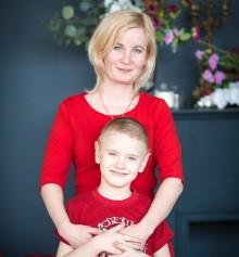 """Фотопроект """"Особая мама"""": Надежда и Егор"""