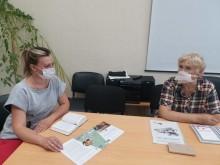 В Кургане состоялась стажировка для координатора муниципального ресурсного центра