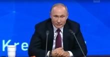 Эксперты рассказали, какие сигналы и кому подал Путин во время общения с журналистами